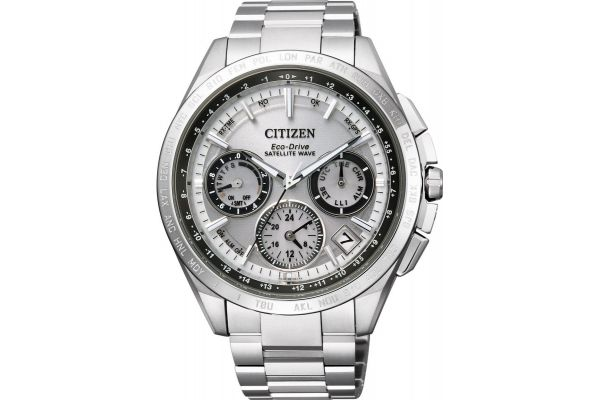 Mens Citizen Satellite Wave Watch CC9010-74A