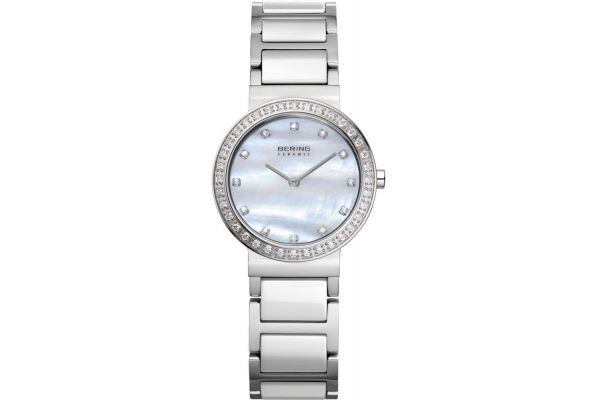 Womens Bering Ceramic Watch 10729-704