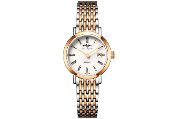 Womens Rotary Windsor Watch LB90155/01
