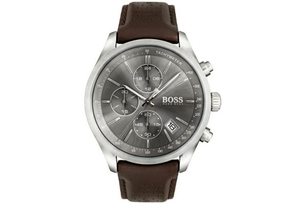 Mens Hugo Boss Grand Prix Watch 1513476