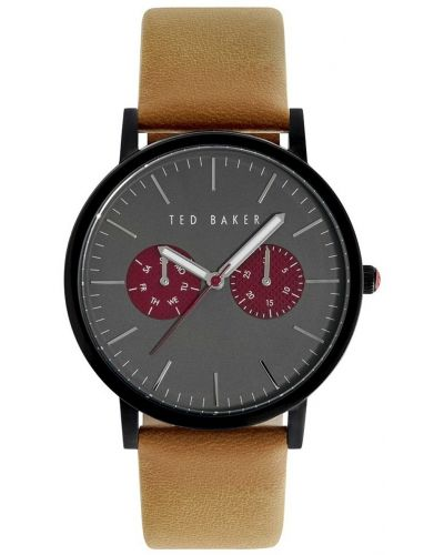 Mens Ted Baker Brit Brown leather strap TE10024783 Watch
