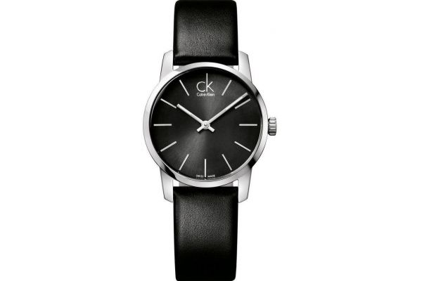 Womens Calvin Klein CITY Watch K2G23107