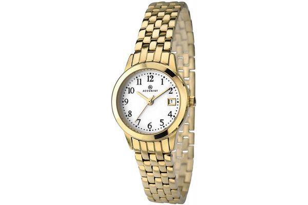 Womens Accurist Classic Watch 8046