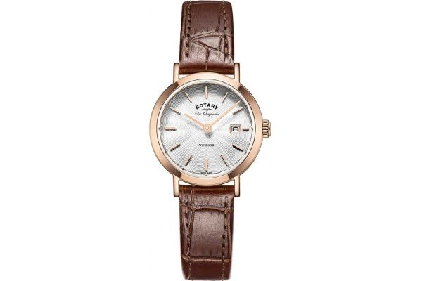 Womens Rotary Windsor Watch LS90157/02