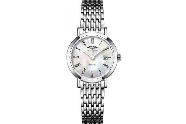 Womens Rotary Windsor Watch LB90153/07