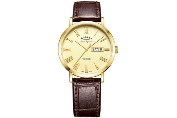 Mens Rotary Windsor Watch GS90156/09