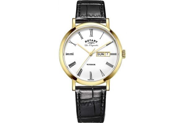 Mens Rotary Windsor Watch GS90156/01