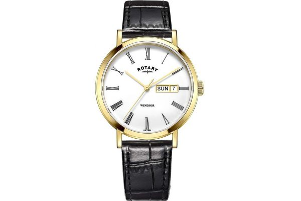 Mens Rotary Windsor Watch GS05303/01