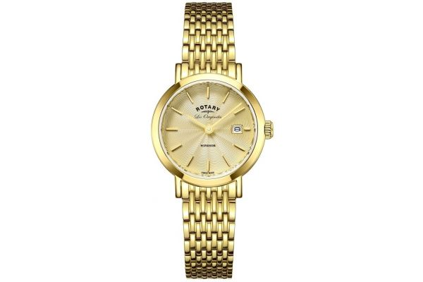 Womens Rotary Windsor Watch LB90156/03