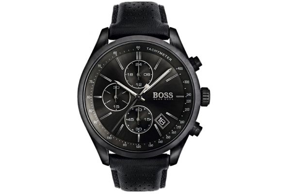 Mens Hugo Boss Grand Prix Watch 1513474