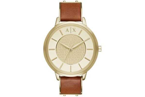Womens Armani Exchange Dress Watch AX5314