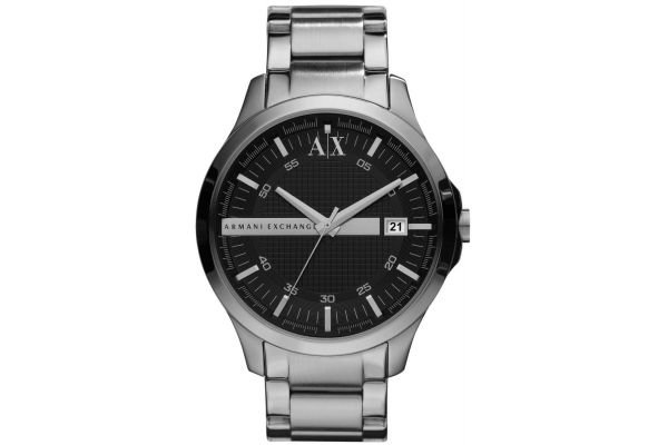 Mens Armani Exchange Dress Watch AX2103