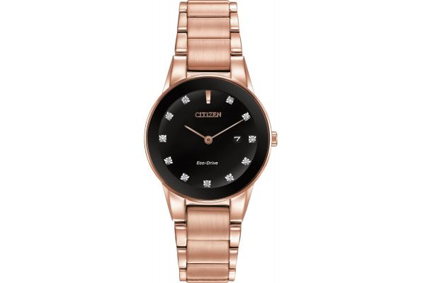 Womens Citizen Axiom Watch GA1058-59Q