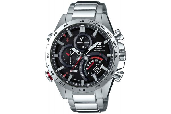 Mens Casio Edifice Watch EQB-501XD-1AER