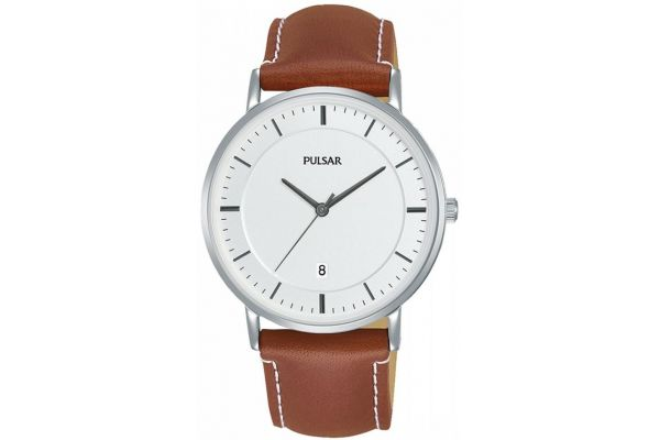 Mens Pulsar  Dress Wear Watch PG8253X1