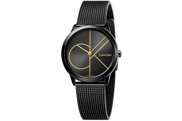 Womens Calvin Klein MINIMAL Watch K3M224X1