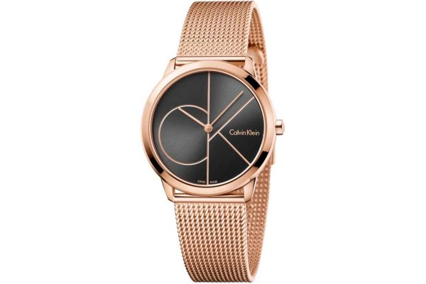 Womens Calvin Klein MINIMAL Watch K3M22621