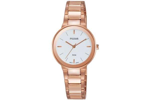 Womens Pulsar  Dress Wear Watch PH8290X1