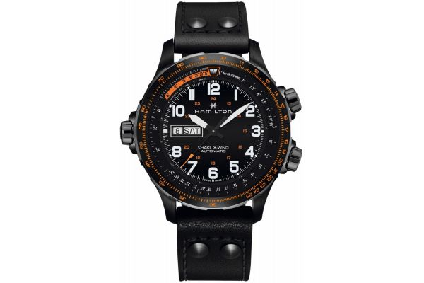 Mens Hamilton Khaki Aviation Watch H77785733