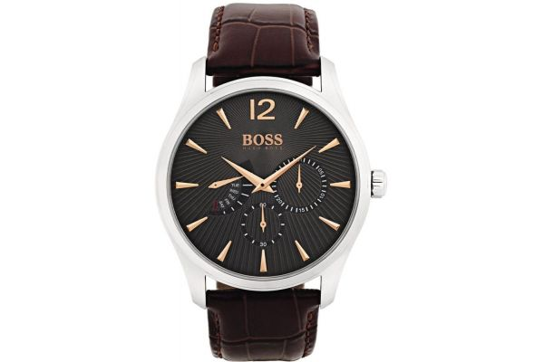 Mens Hugo Boss Commander Watch 1513490