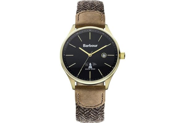 Mens Barbour Glysdale Watch BB021GDHB