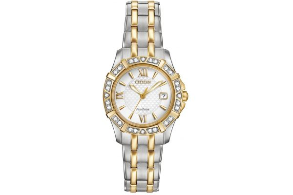 Womens Citizen Silhouette Watch EW2364-50A
