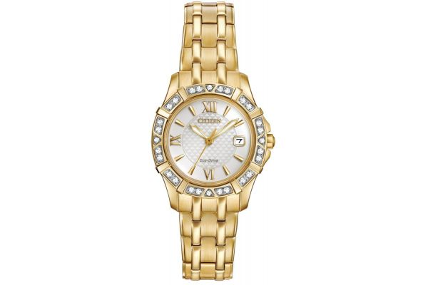 Womens Citizen Silhouette Watch EW2362-55A