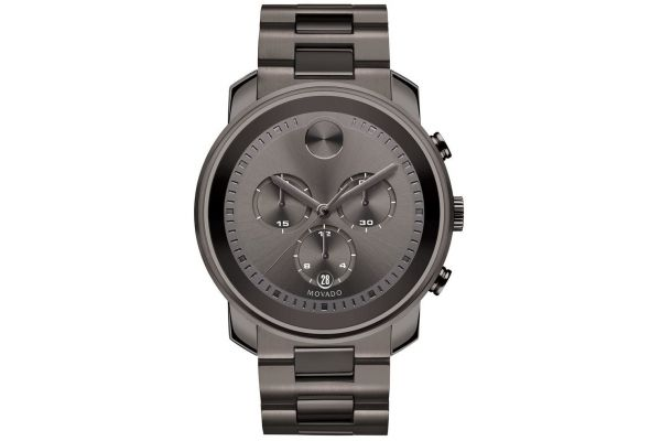 Mens Movado Bold Watch 3600277