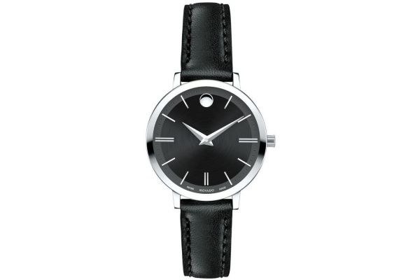 Womens Movado Ultra Slim Watch 0607094