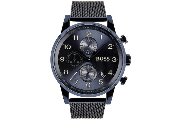 Mens Hugo Boss Navigator Watch 1513538