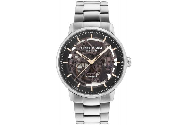 Mens Kenneth Cole Automatic Watch KC15104004