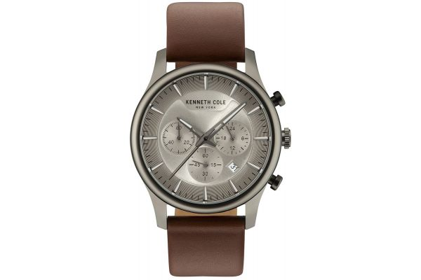 Mens Kenneth Cole Classic Watch KC15106001