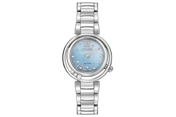 Womens Citizen L-Series Watch EM0320-59D