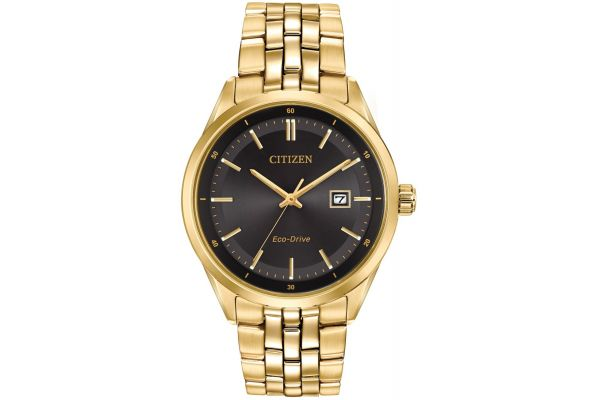 Mens Citizen Sapphire Collection Watch BM7252-51E