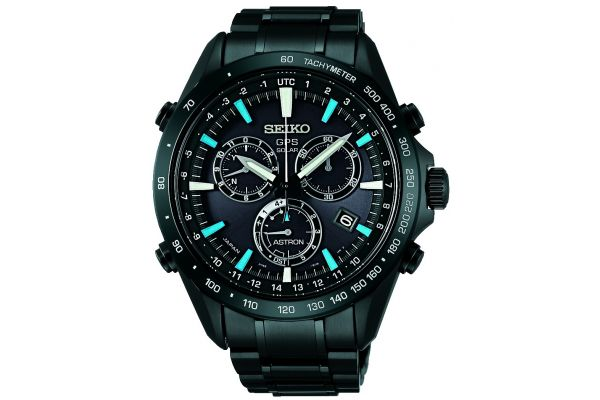 Mens Seiko Astron Watch SSE013J1