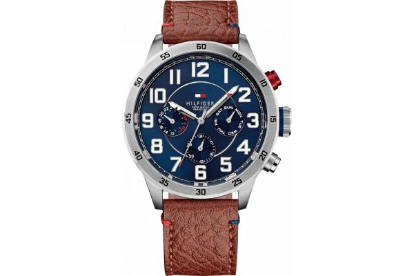 Mens Tommy Hilfiger Trent Watch 1791066