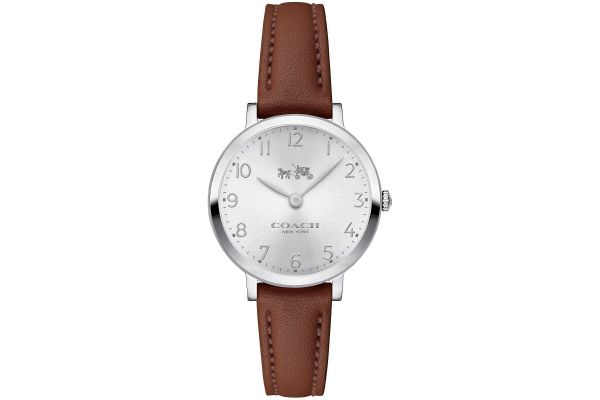 Womens Coach Ultra Slim Watch 14502563