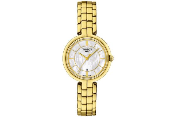 Womens Tissot Flamingo Watch t094.210.33.111.00