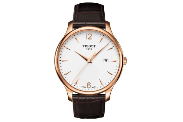 Mens Tissot Tradition Watch T063.610.36.037.00