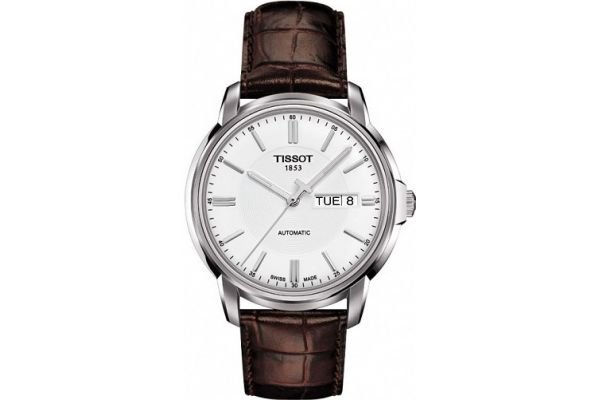 Mens Tissot Automatic III Watch T065.430.16.031.00