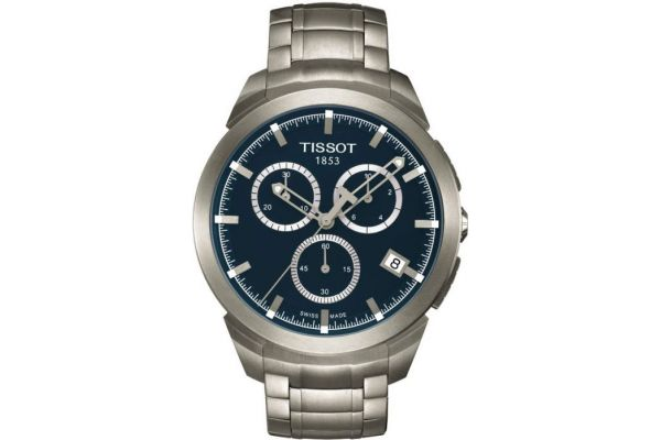 Mens Tissot Titanium Watch T069.417.44.041.00