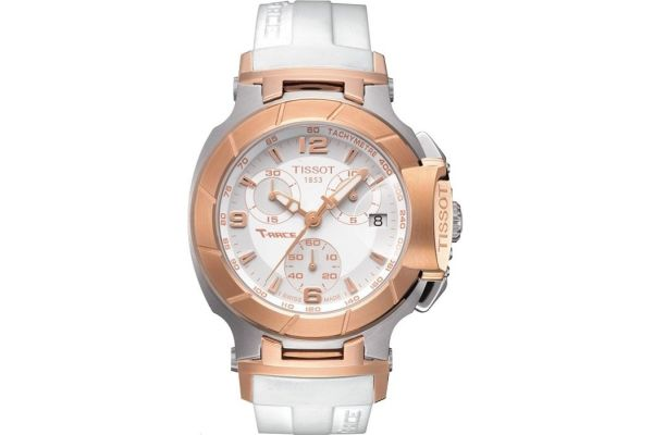 Womens Tissot T Race Watch T048.217.27.017.00