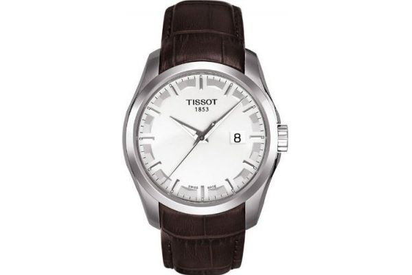 Mens Tissot Couturier Watch T035.410.16.031.00