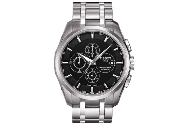 Mens Tissot Couturier Watch T035.627.11.051.00
