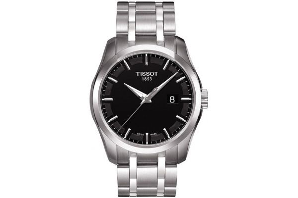 Mens Tissot Couturier Watch T035.410.11.051.00