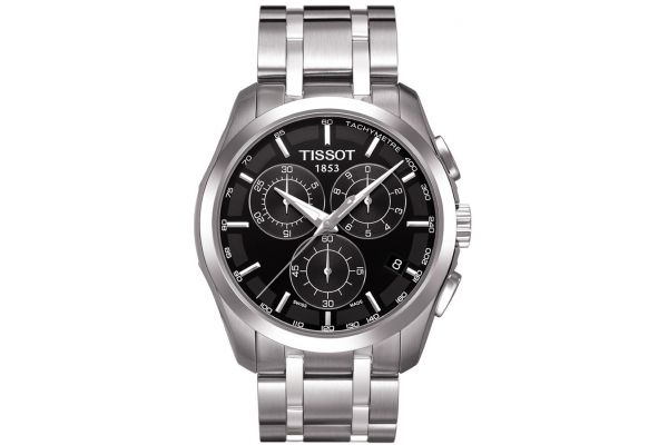 Mens Tissot Couturier Watch T035.617.11.051.00