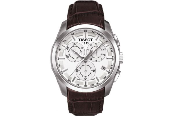 Mens Tissot Couturier Watch T035.617.16.031.00