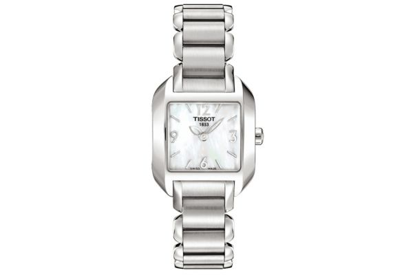 Womens Tissot T Wave Watch T02.1.285.82