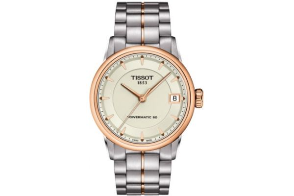 Womens Tissot Luxury Automatic Watch T086.207.22.261.01