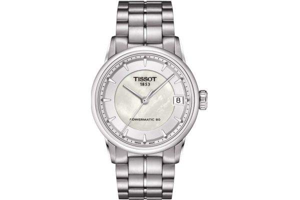 Womens Tissot Luxury Automatic Watch T086.207.11.111.00